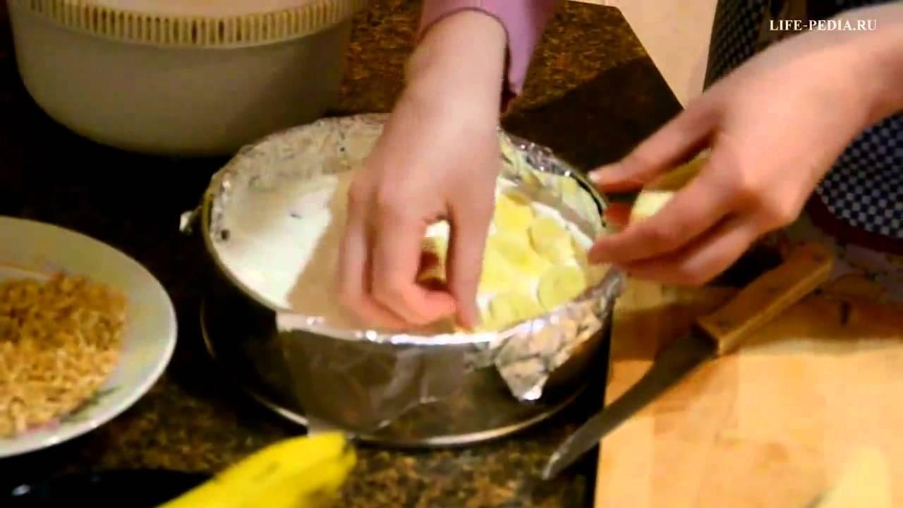 Рецепты легких тортов на скорую руку