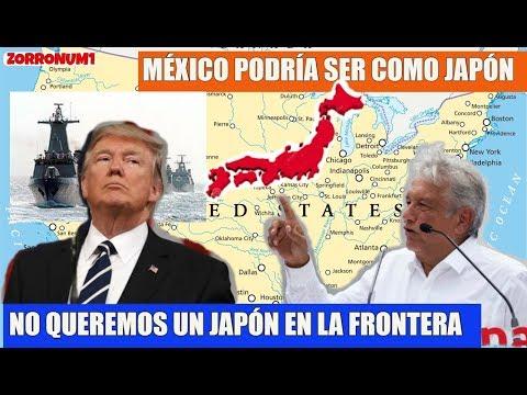 ¿Por qué México no tiene un ejército poderoso y una economía como la de japón?