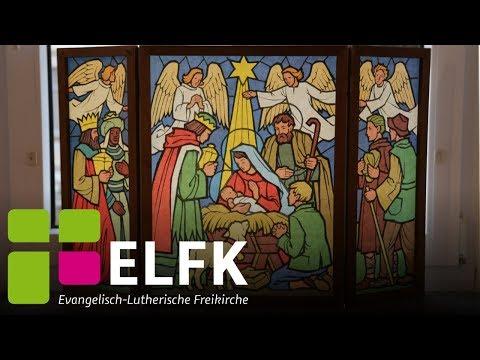Gottesdienst am 2. Christtag - live aus Dresden