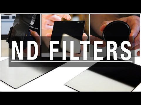 ND Filters – In Depth Guide For Beginners