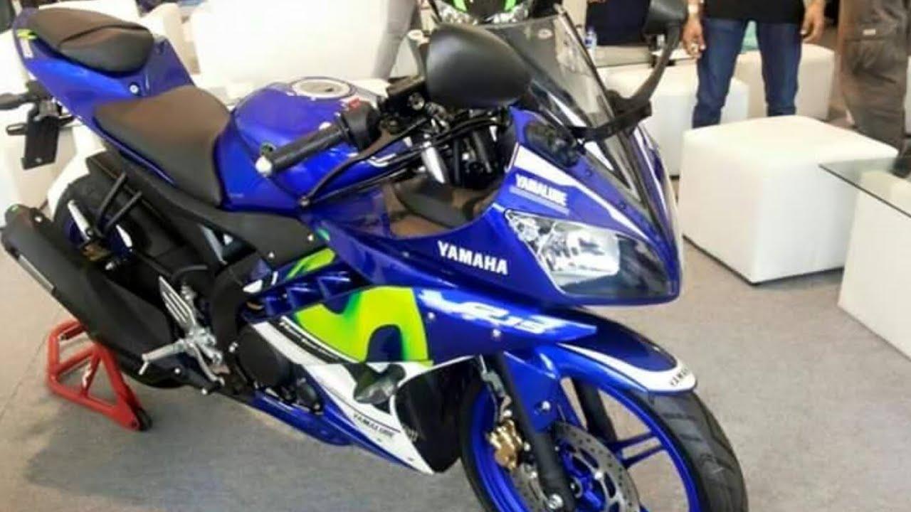 Yamaha R15 Movistar Special Edition Motogp Motor Yamaha Terbaru