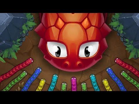 Эволюция Змейки! LittleBigSnake.io Новая Io Игра