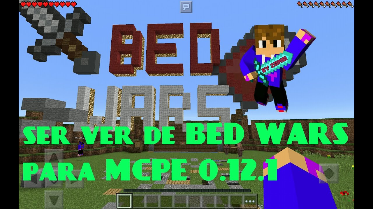 Bed Wars Minecraft Server Ip - Year of Clean Water