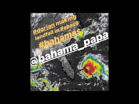 Багам Больше Нет!!! Дориан Ураган 5 Категории