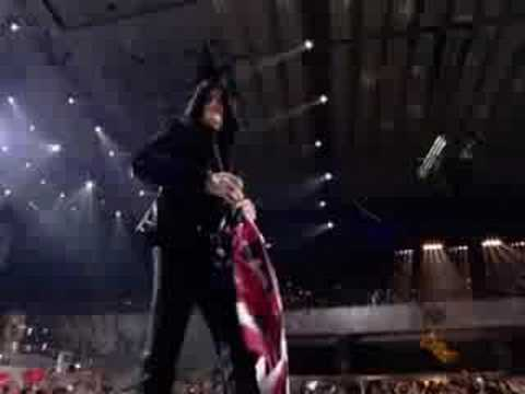 Michael Jackson - World Music Awards - 2006 London