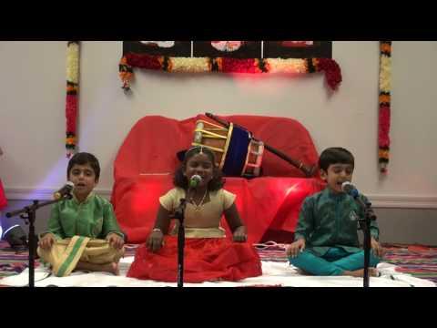 மார்கழித் திங்கள் - தமிழிசை 2016