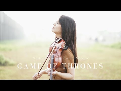 Game of Thrones Main Theme Violin   Kezia Amelia