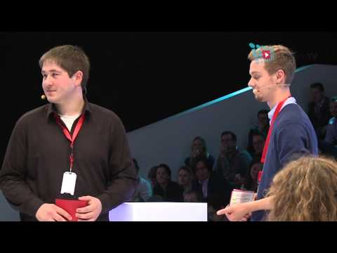 dmexco:visions // Challenge 2015 Award: The Future of Advertising