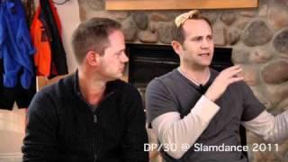 DP/30@Slamdance: Silver Tongues, director Simon Arthur, actor Lee Tergesen