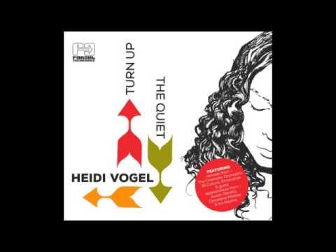 Heidi Vogel - Dindi feat. Austin Peralta