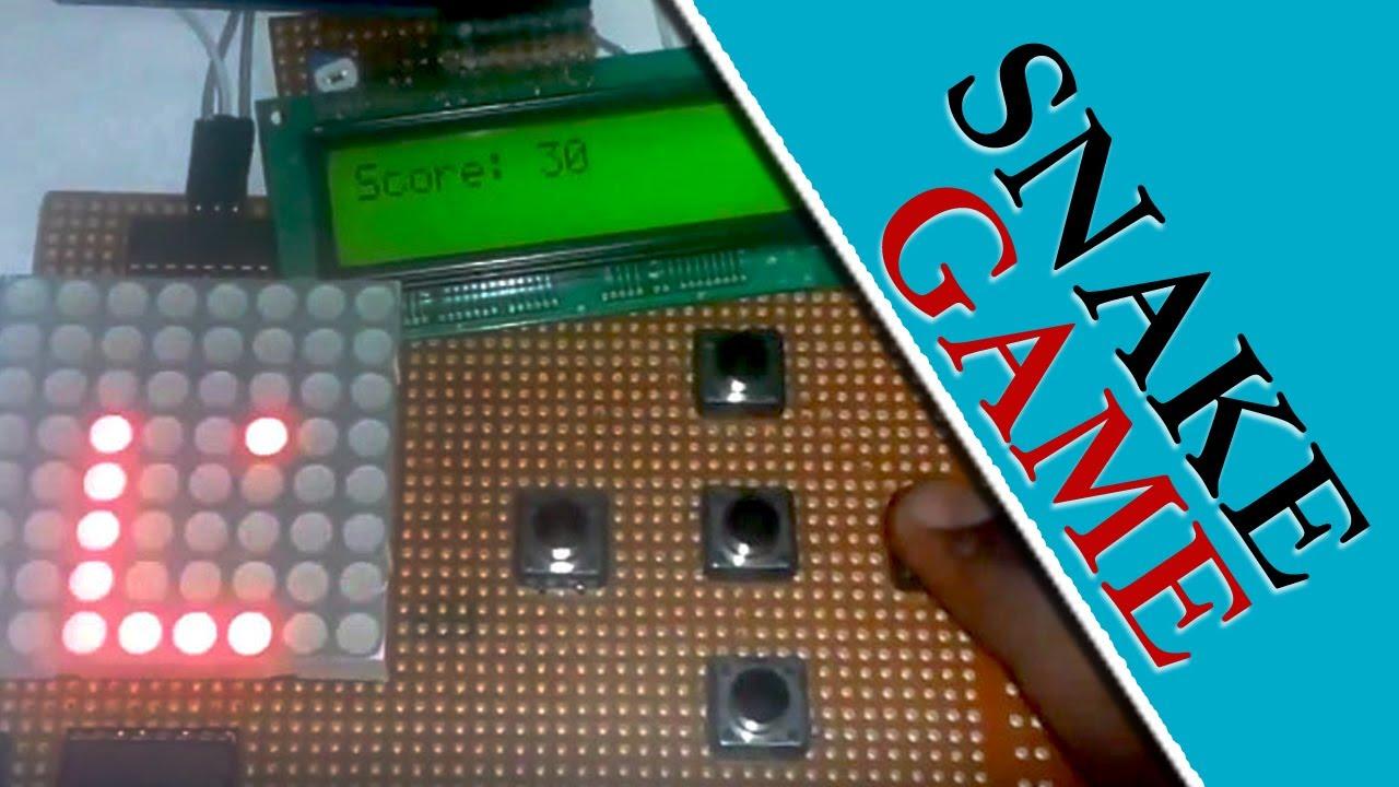 Arduino Led Matrix Wiring Diagram