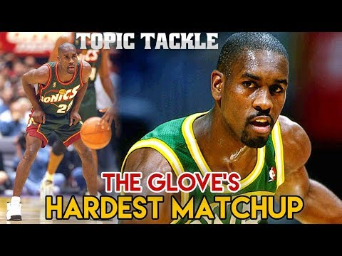The One Player that Gary Payton COULDN