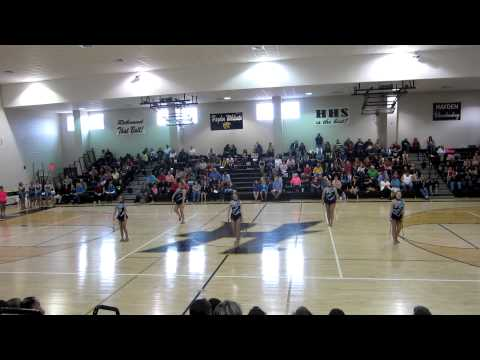 Tuscaloosa Sparklettes / Pickens Academy - NBTA Alabama State Championships, March 9, 2013