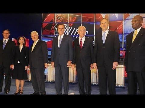 Abolish U.S. Tax Code - GOP Presidential Candidates on Taxes
