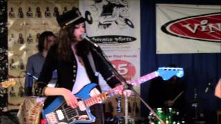 The GOASTT (Sean Lennon & Charlotte Kemp Muhl) at Vintage Vinyl - 05/02/14