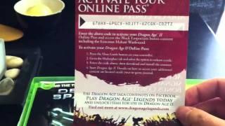 Dragon Age 2 - BioWare Signature Edition Unboxing