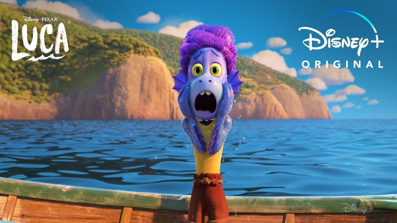 Disney and Pixar's Luca | Now Streaming | Disney+ - Disney and Pixar's Luca is now streaming on Disney+.