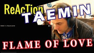 Reaction To Taemin - Flame Of Love // MV // Musicians React