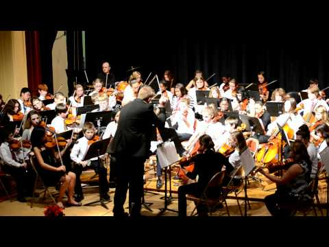 Curtin Middle School Orchestra Concert Wizards in Winter (Trans Siberian Orchestra)
