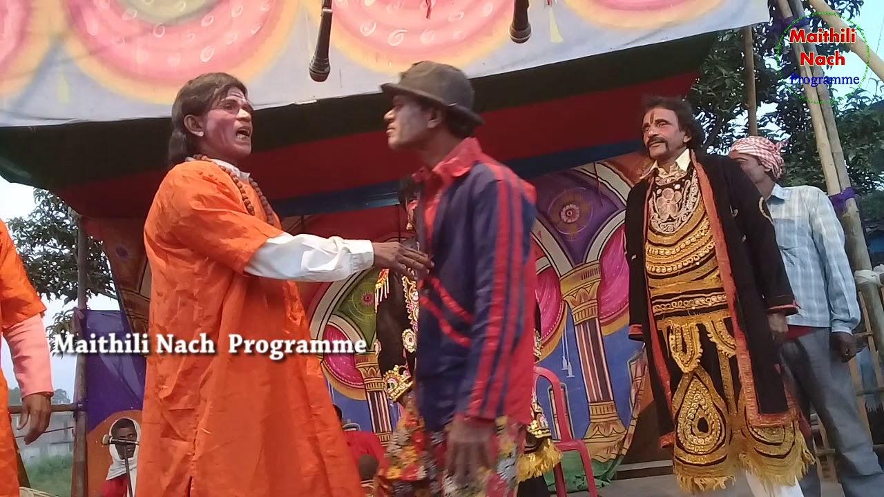 Download Alaha Udal Sodhari Ke Chadhai Jhagaru Badh Part  34 Matihani Party Juwala Mandal