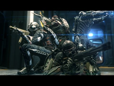 Official Call of Duty®: Advanced Warfare - Power Changes Everything Trailer [UK]