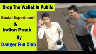 Wallet Prank Prank in Delhi (Pranks in India) (Try not to laugh challenge)