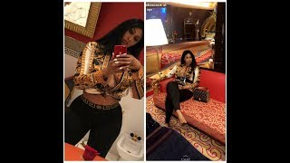 Diaba Sora rencontre qui à Dubai ?????vie de luxe