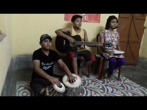 FAST CLASS (KALANK)SONG COVERD BY GUITAR AND TABLA ....FROM ROCKING GURU NO.1