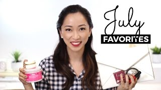 July Favorites 2016 Fashion & Beauty, july favorites 2016