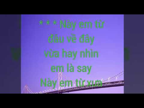 Karaoke - Đường Cong -Thu Minh (L-Muylee)