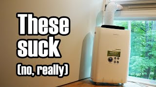 Portable Air Conditioners - Why you shouldn't like them