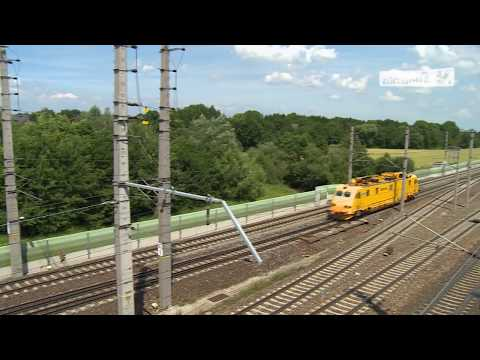 The MTW 160 - Immediate help for the overhead line system