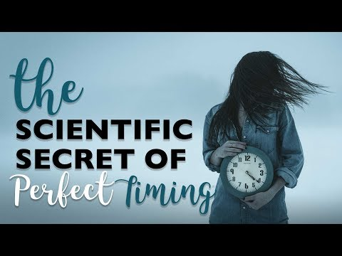 The Scientific Secret Of Perfect Timing | by Jay Shetty