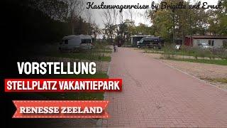 Wohnmobilstellplatz Renesse  Zeeland Holland