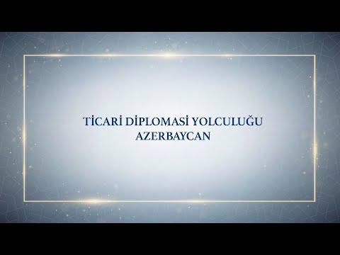 Azerbaycan İş Konseyi Başkanı Selçuk Akat'tan önemli mesajlar