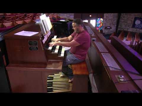 """ORGAN: Hymn 820 """"Nun lob, mein Seele"""" from Lutheran Hymnal (LCMS)"""