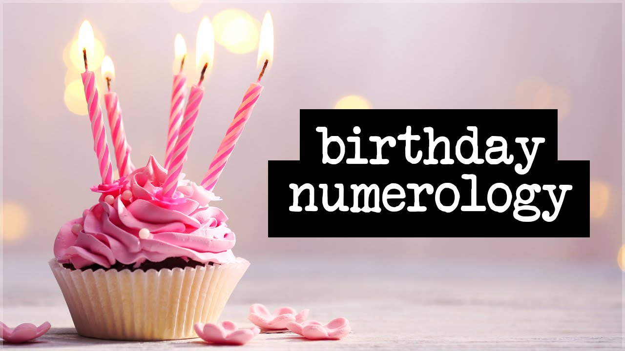 Birthday Numerology: Secrets Of Your Birth Date - YouTube