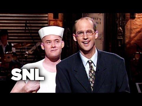 Anthony Edwards Monologue - Saturday Night Live