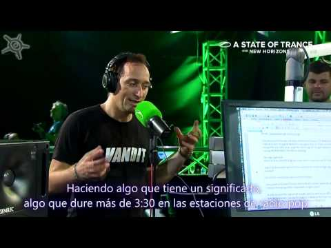 Paul van Dyk Interview @ #ASOT650ID [Español]