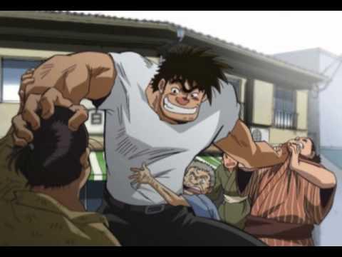 Abarenbou Rikishi!! Matsutarou opening 1