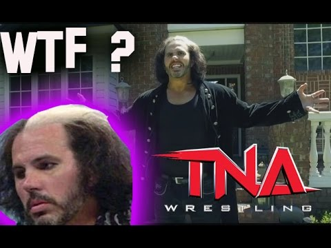 Has Matt hardy & TNA IMPACT Lost their Minds ?