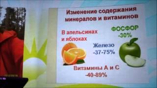 Наталия Таран НИИ Питания.  Детям витамины необходимы.