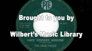 LACE COVERED WINDOW - The New Faces