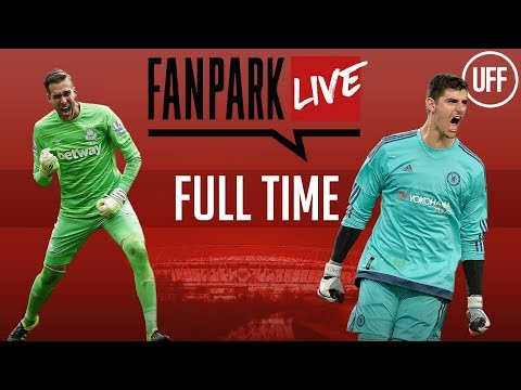 West Ham Vs Chelsea - Full Time Show - FanPark Live