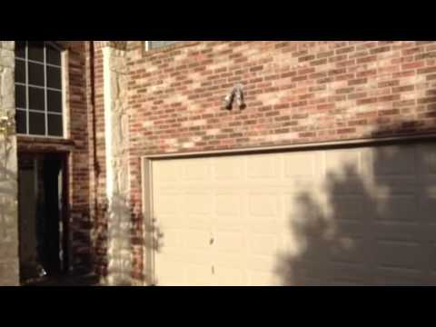 Completed Exterior Paint Sherwin Williams SW 7038 Tony Taupe - YouTube