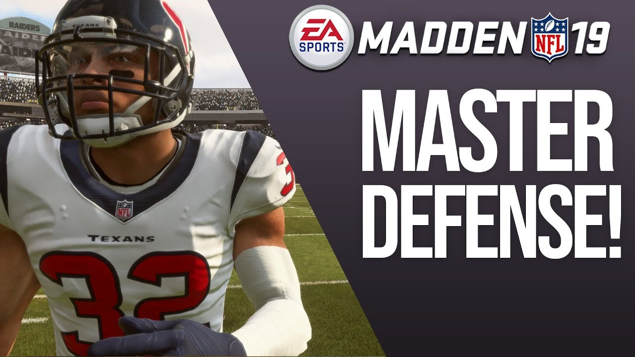 Top 5 Tips To Improve On Defense In Madden 19!