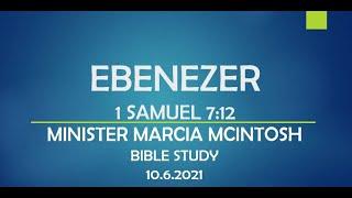 EBENEZER - 1 SAMUEL 7:12
