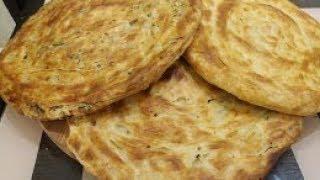 Знаменитая таджикская катлама в духовке с разными начинками!