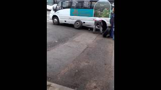 Defekt pneu ☺