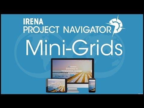 IRENA Project Navigator Webinar: Renewable Energy Mini-Grids